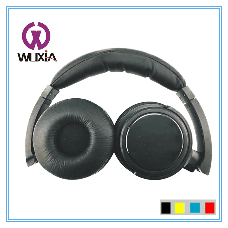 Factory Popular wired headband Headphones for Computer/MP3/MP4