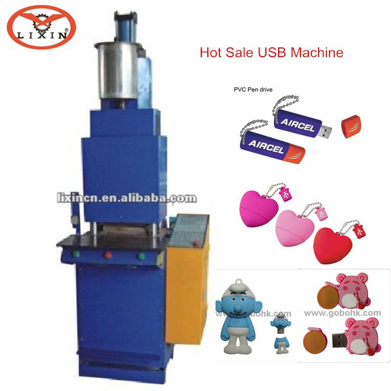 usb flash cover making machine