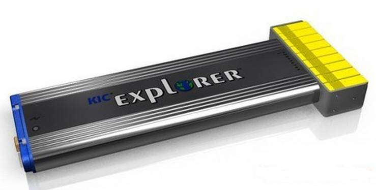 KIC, KIC Explorer thermal profiler