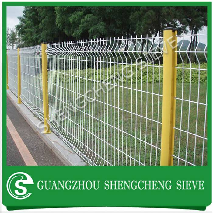 Fencing panels-Nylofor 3d specification