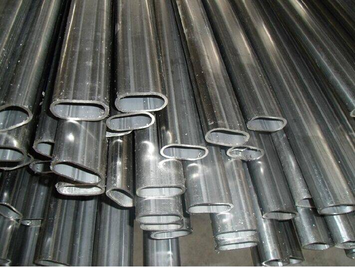 ASTM 316L seamless Stainless Steel oval Pipe