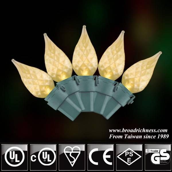 C5 LED string light UL Listed