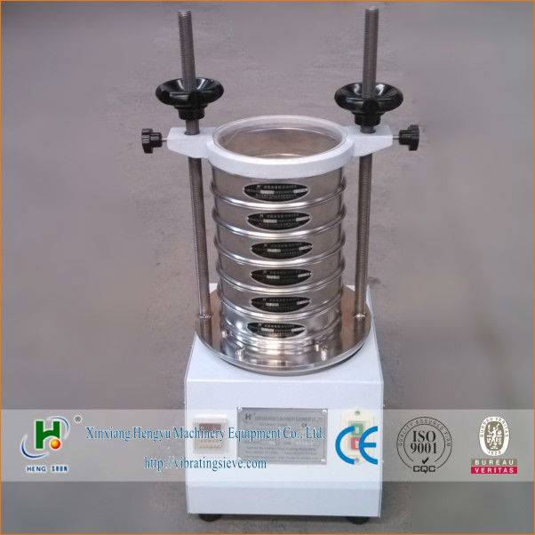 China high precision 200mm soil laboratory equipment