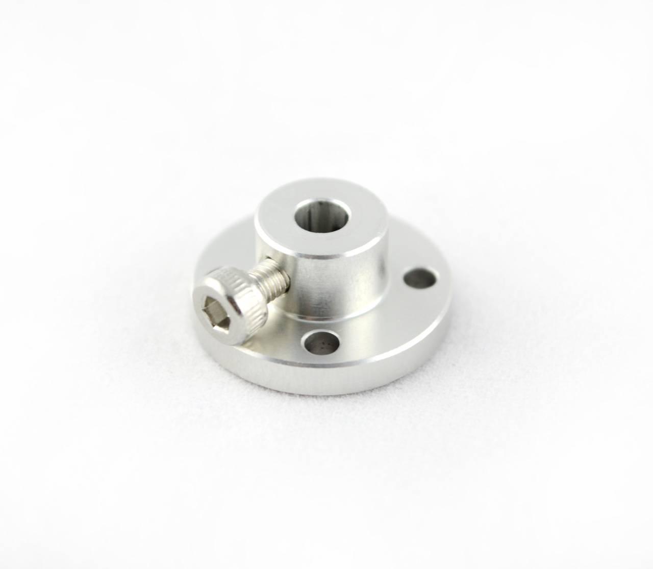 4mm Aluminum Hub for 48mm Aluminum Omni Wheel 18023