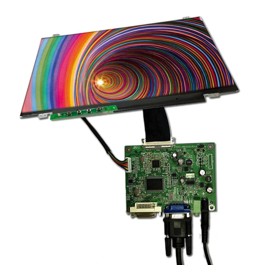 10.1- inch (1024 x 768) lcd panel with  Tft Display controller Kits