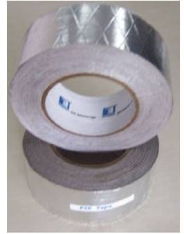Foil+ Scrim +Kraft Paper Tape