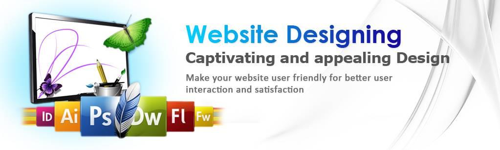Get Creative Website Designing with expert web designers