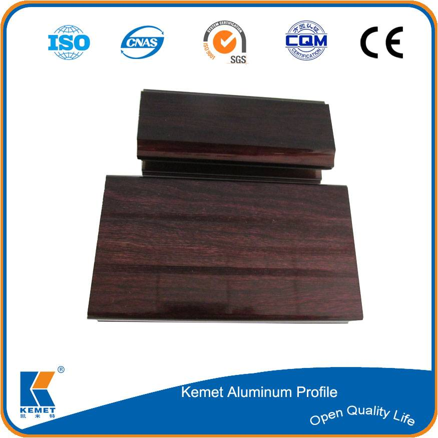 6063 T5  All kinds of surface treatment aluminum profile for window and door