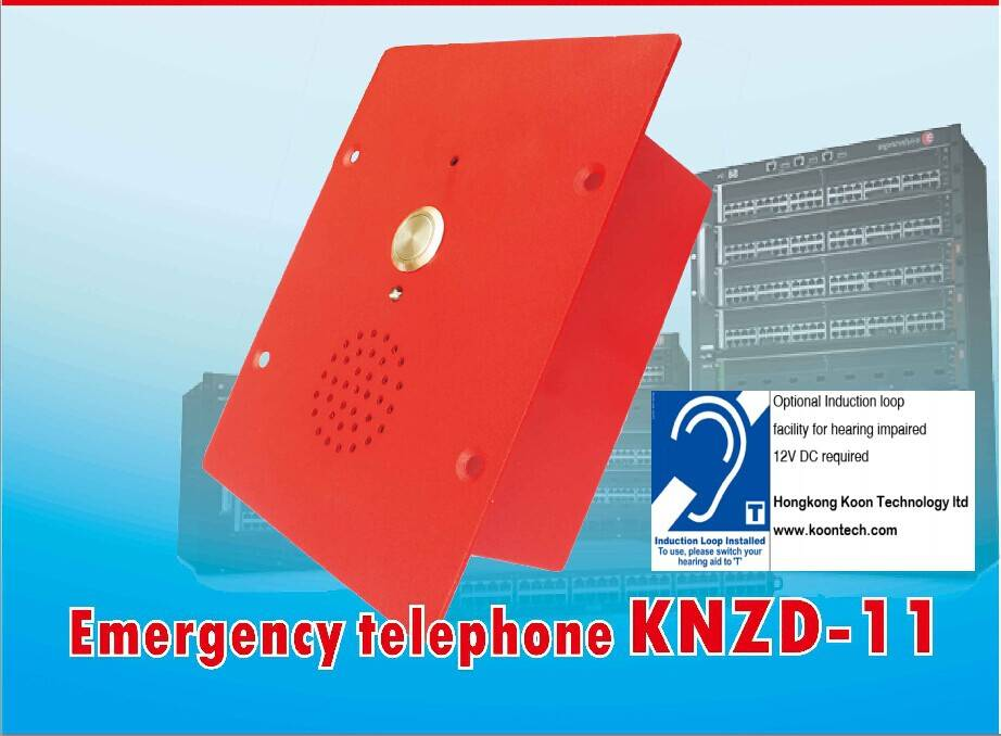 VOIP telephone  emrgency telephone with handfree