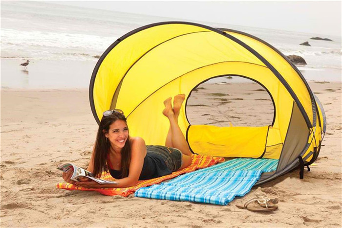 hot sale pop up beach tent sun shade tent