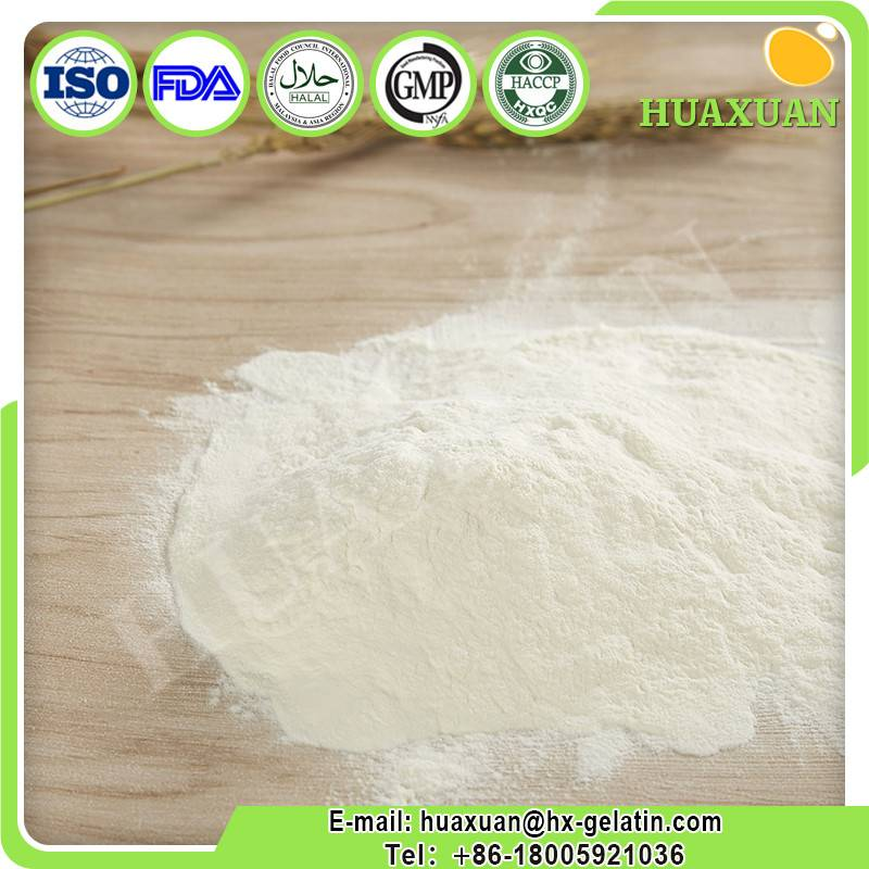 Comestic Material collagen food grade with best price