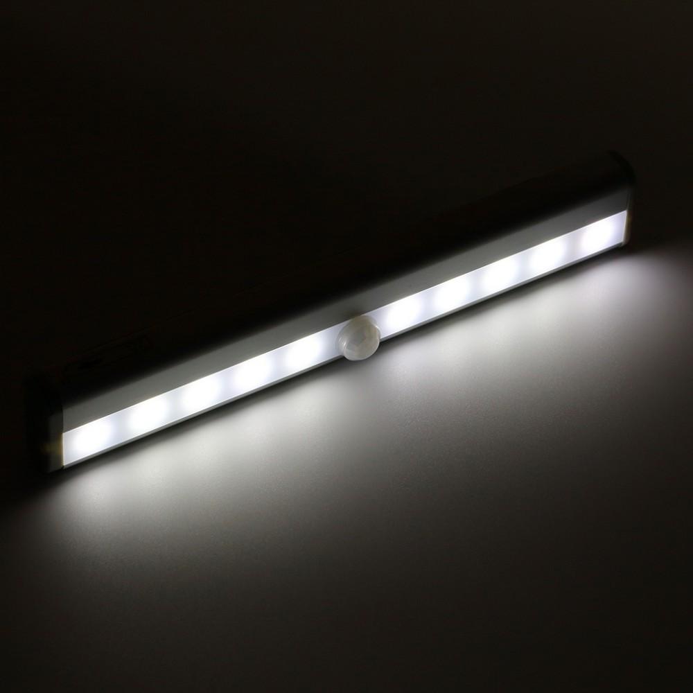 Wireless Motion Sensor Closet Cabinet LED Night Light