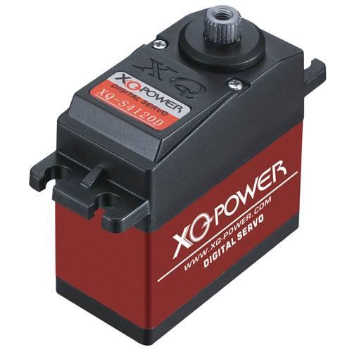 NEW High voltage Digital servo high speed high torque titanium gear servo XQ-S4120D HV Digital servo