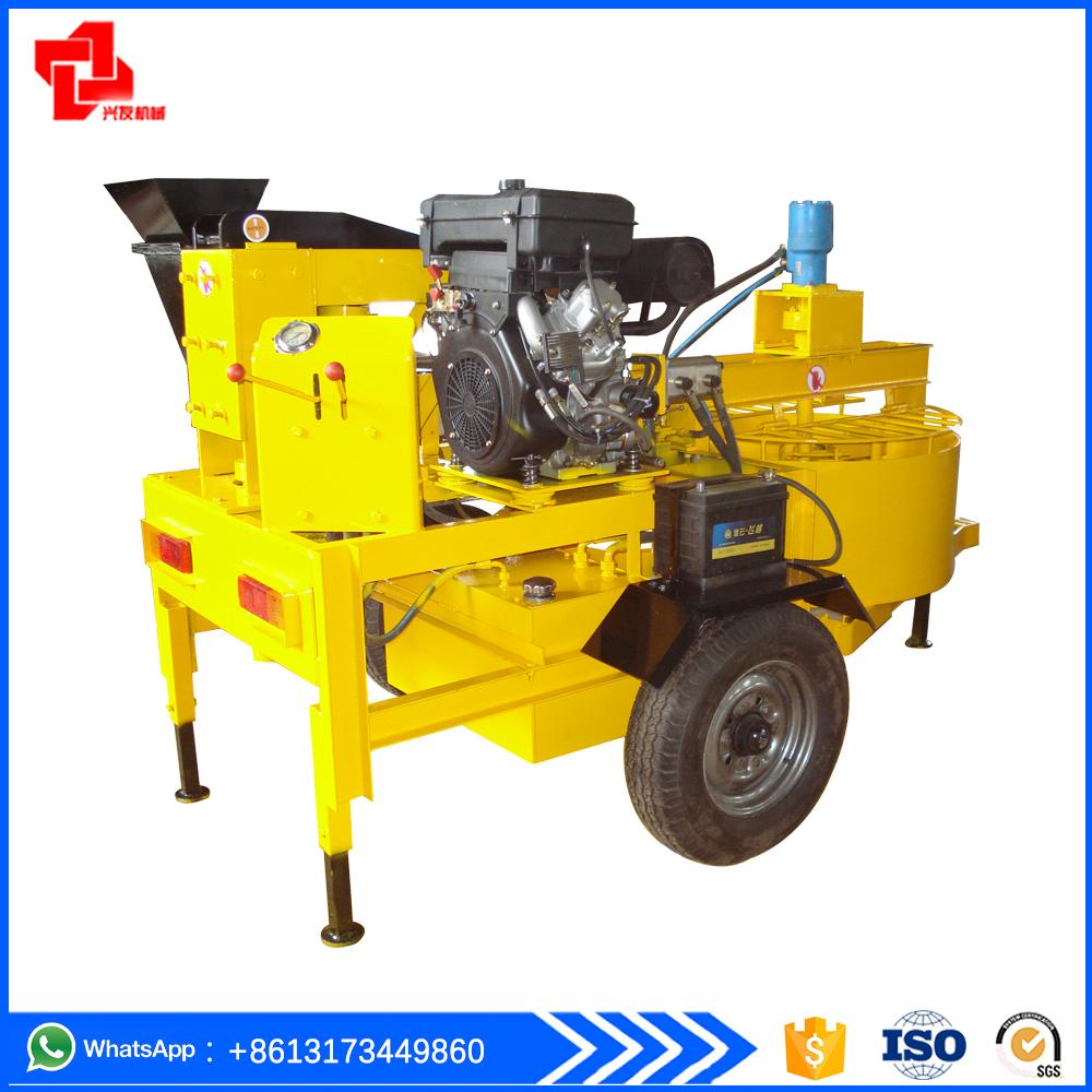 M7MI Super clay brick making machine