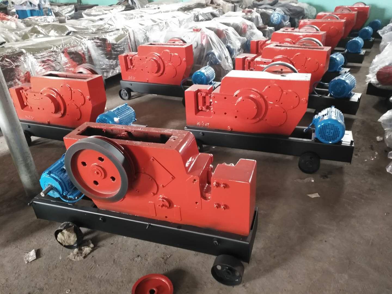 GQ40 Electrical Rebar Cutter Machine