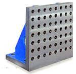Angle Plate with Holes