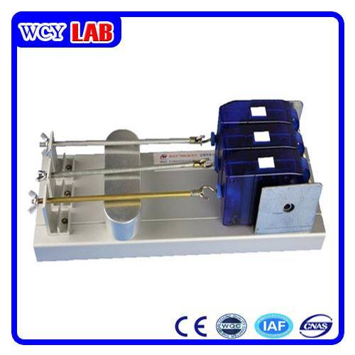 Metal Thermal Expansion Experiment, Lab Equipment