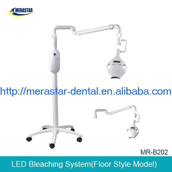 MR-B202 teeth whitening light/teeth whitening machine/teeth whitening lamp/LED Bleaching system(floo