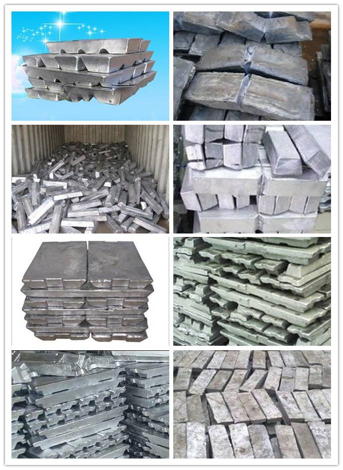 competitive prices for lead ingot and high  quality