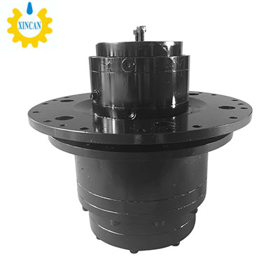 Hydraulic Winch Gearbox Driven Power Transmission Reducer for Concrete Mixer