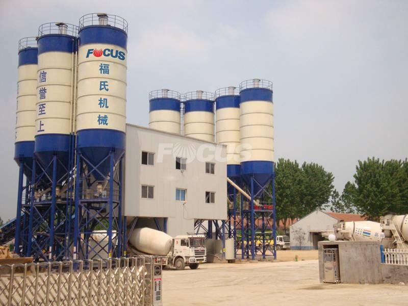 HZS120 Concrete Plant Price,HZS100 Concrete Batching Plant Manufacturer