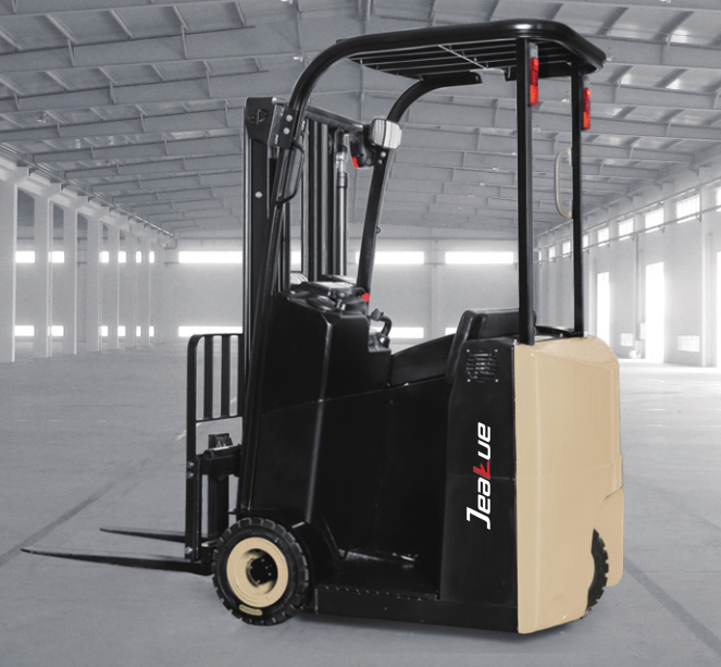 2017 Newest Three-wheel electric forklift