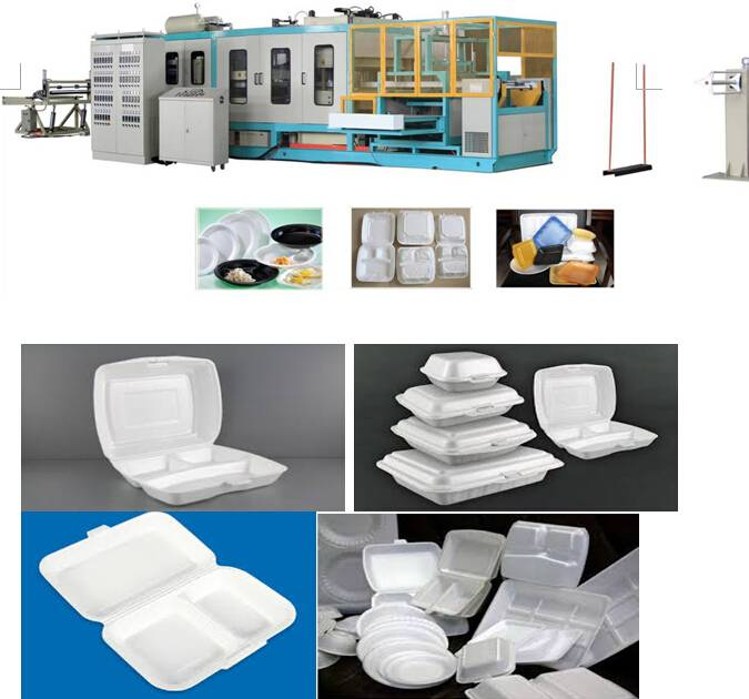Fully Auto Forming and Cutting Machine