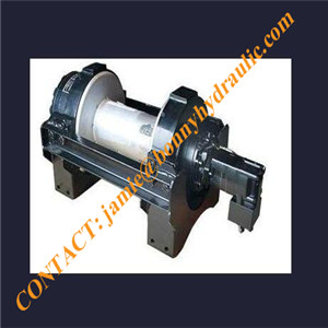 Recovery Hydraulic Winch for Pulling (1-40ton)