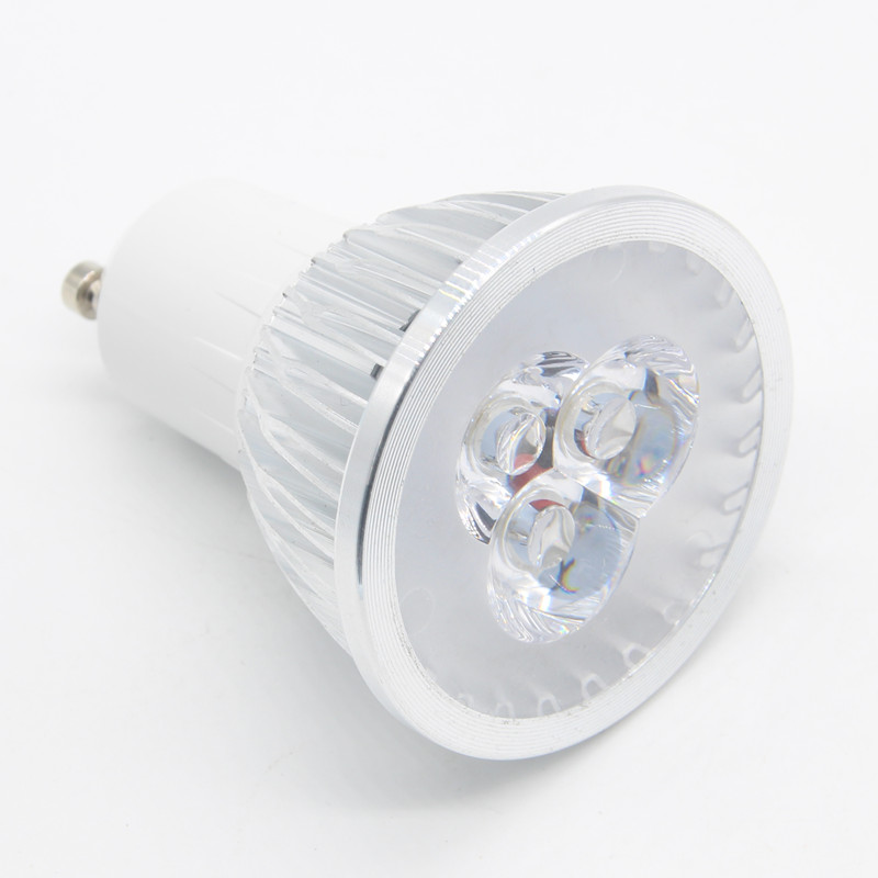 Lampada Led Spotlight Lampada Led Bulb Focoe Refletor Bombillas Led Lamp GU 10 220V 3W 4W 5W Lampara