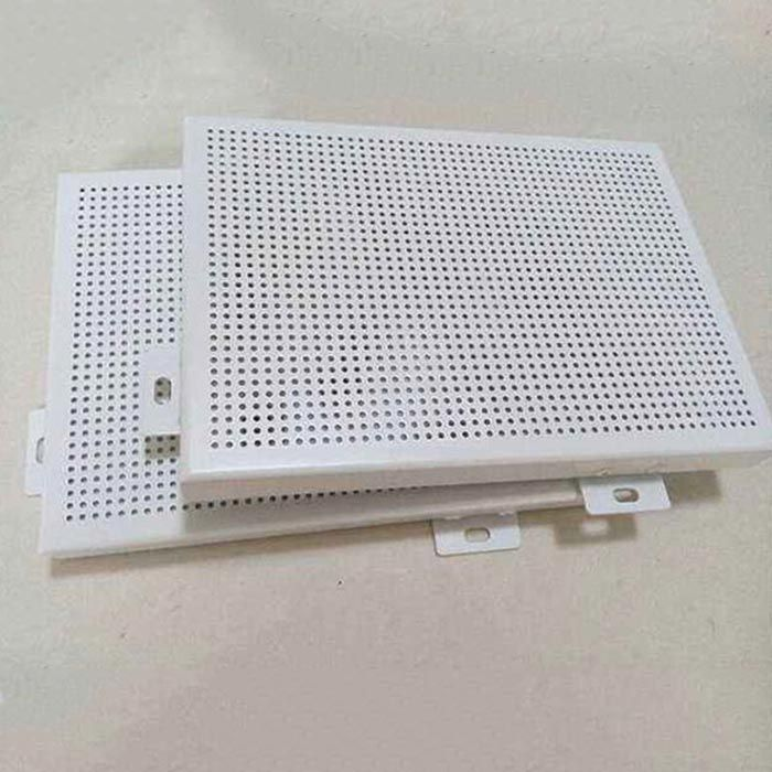 Pull net Aluminium Solid Panel