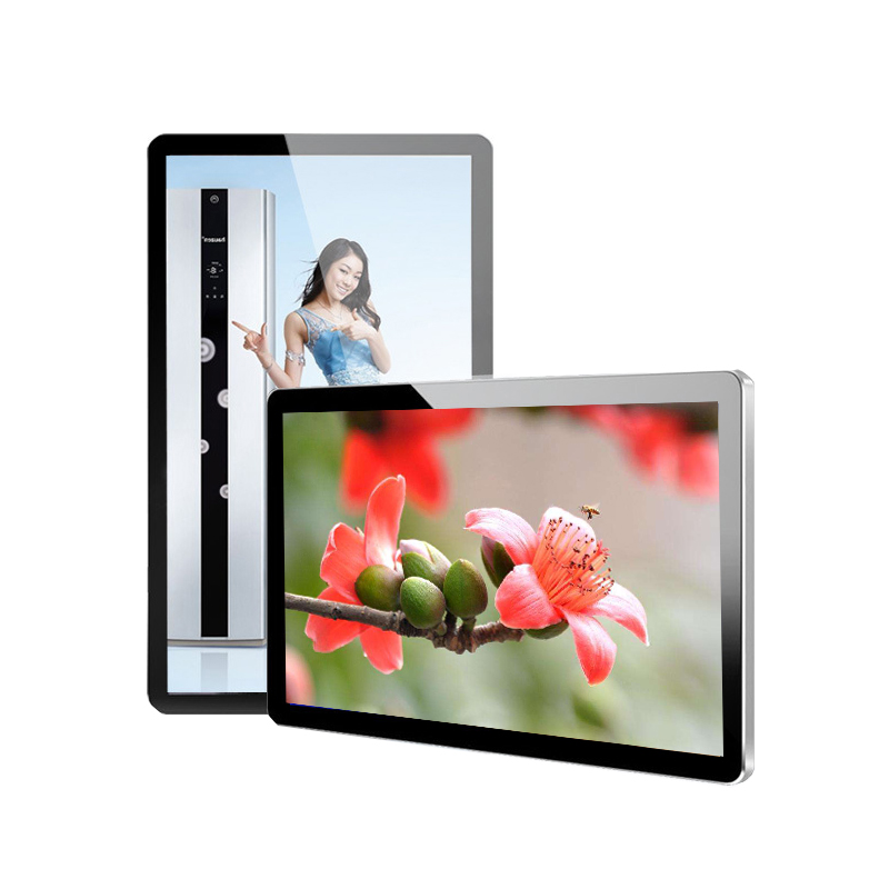 32 Inch LCD Commercial Advertising Display/Screen/Monitor With SD/TFT/USB Ports