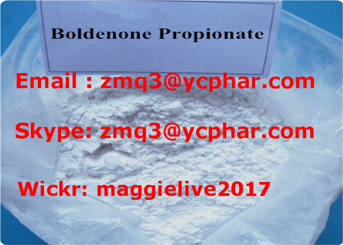 Anabolic Muscle Building Steroid Boldenone Propionate Finished Injection