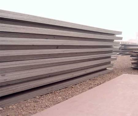 Bridge Steel Plates
