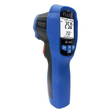 Gun type infrared thermometer handheld  IR-820