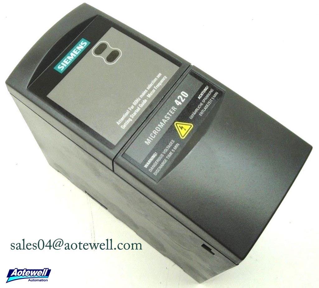 Siemens Micromaster Drive 430 420 440 AC Inverter