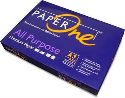 Paper One Copier A3 80gsm