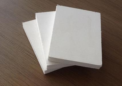 Biosoluble Fiber Thermal Insulation Board