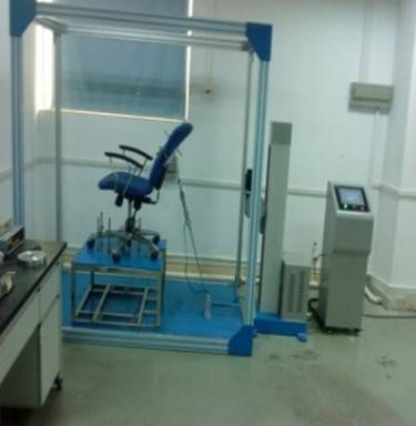 Electronic Chair Structure Strength Test Machine