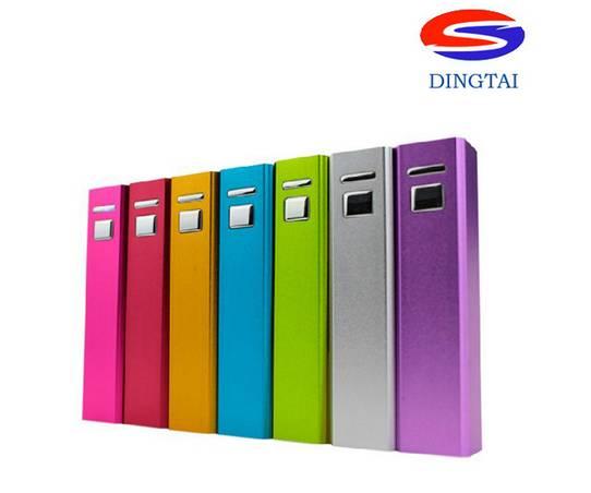 Mini Portable Metal Mobile Charger/Power Bank for Mobile Phones
