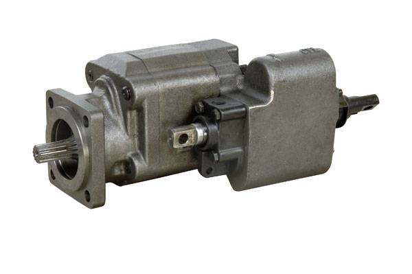 C102 direct mount pump for dump truck