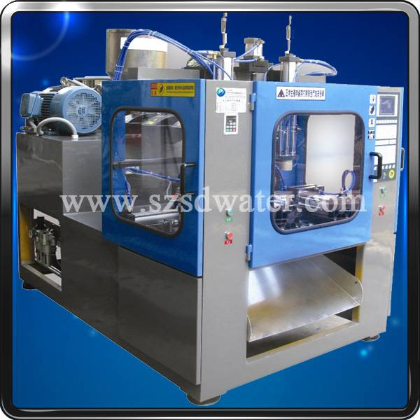 Fully Automatic plastic product making machine for PVC,PP,HDPE,EVA,PC material
