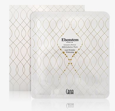 CANA EbenStem Bio-Cellulose Mask