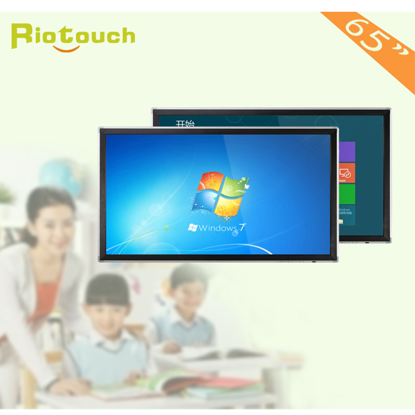86inch UHD/FHD all-in-one PC touch screen monitor