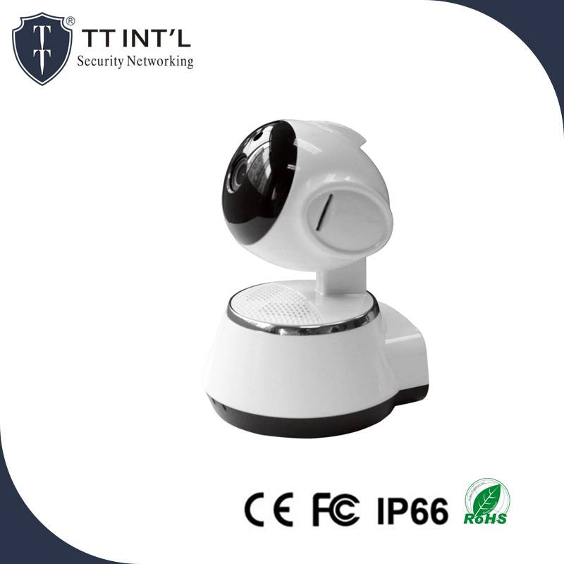 2.0MP 1080P Full HD IP Robot Camera