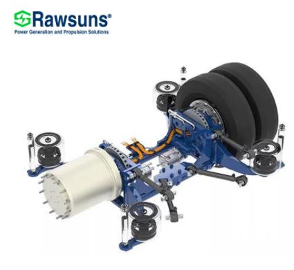 Rawsuns Power AC EV Motor for Truck