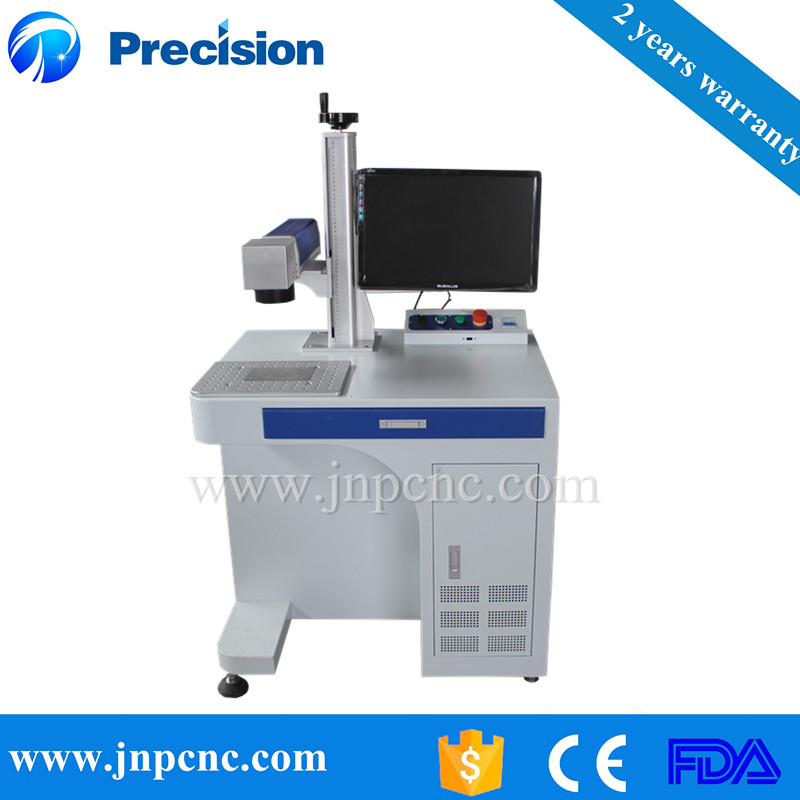 20W fiber laser marking machine with MAX/Raycus/IPG laser generator