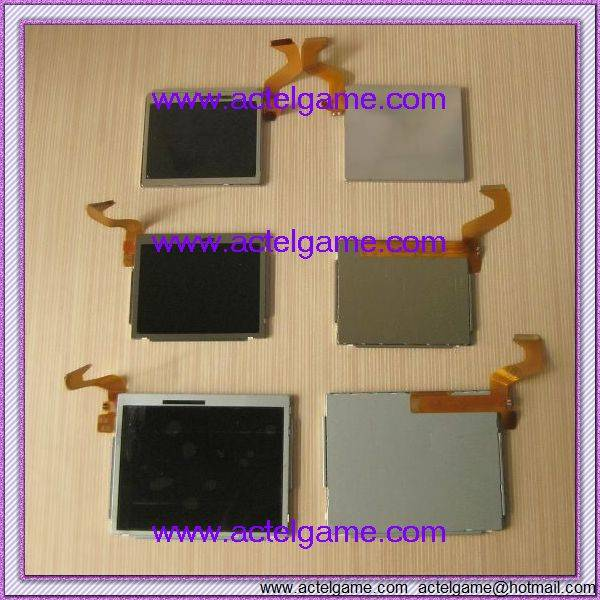 NDSL/NDSi/NDSiXL/3DS/3DSLL/2DS new 3ds new 3dsll LCD Screen Repair parts