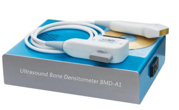 portable ultrasound bone densitometer
