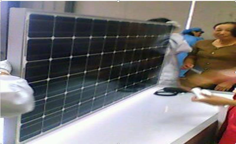 Chinaland solar module
