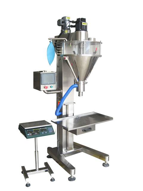 auger metering machine and dosing machine and weighing machine and batcher
